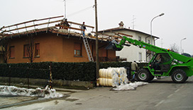 Allestimento cantiere